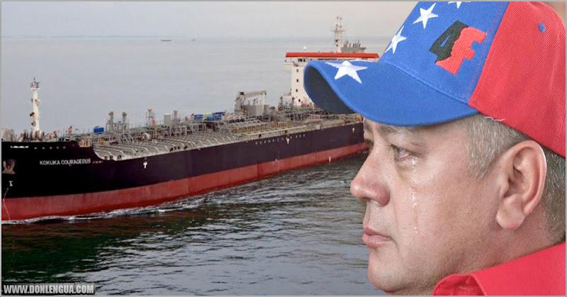 Buque Petrolero cargado con droga del Cartel de los Soles fue interceptado hoy en Trinidad y Tobago