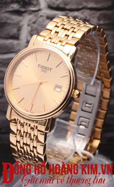 Đồng hồ nam giá dưới 2 triệu nhãn hàng tissot