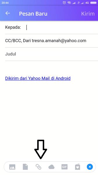 cara mengirim email lewat komputer
