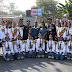 दिल्ली के मुख्यमंत्री ने एनसीसी गणतंत्र दिवस परेड कैंप का दौरा किया