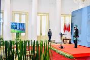 Presiden Jokowi Pimpin Upacara Peringatan Hari Lahir Pancasila