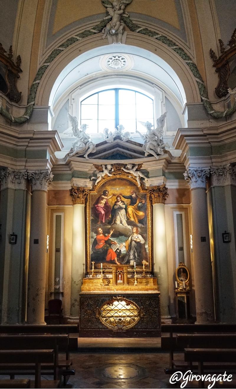 Chiesa Sant'Agata Arcevia