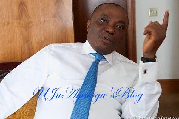 PDP senator forfeits Lagos skyscraper to EFCC