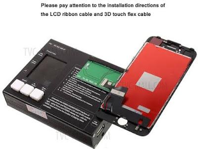 LCD Tester - Peralatan Servis HP Profesional Apa Saja?