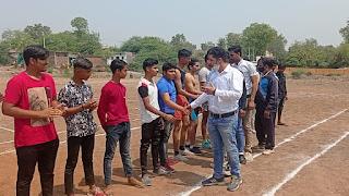 शहीद भगत सिंह स्पोर्ट्स एसोसिएशन मध्य प्रदेश द्वारा खलघाट मै 2 दिवसीय राज्य स्तरी प्रतियोगिता संपन्न हुई