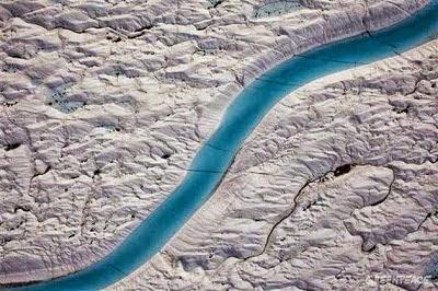 Πως θα έμοιαζε η Γη αν έλιωναν όλοι οι πάγοι; (βίντεο)