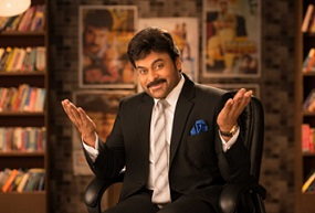 Megastar Chiranjeevi To Host Maa TV Meelo Evaru Koteeswarudu Photos