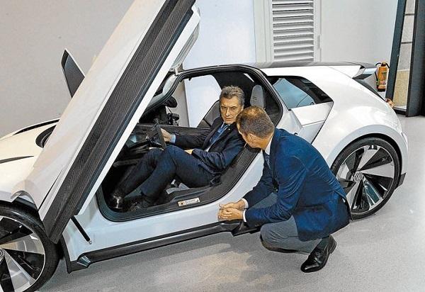 Macri eliminó impuestos autos ecológicos