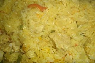 Receta de arroz árabe en 6 fáciles pasos!