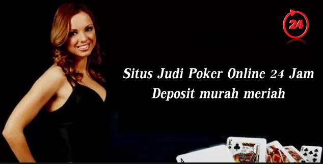 Tentu saja anda yang bermain judi online ingin mendapat keamanan dan kenyamanan bermai Situs Judi Poker Online 24 Jam Yang Aman