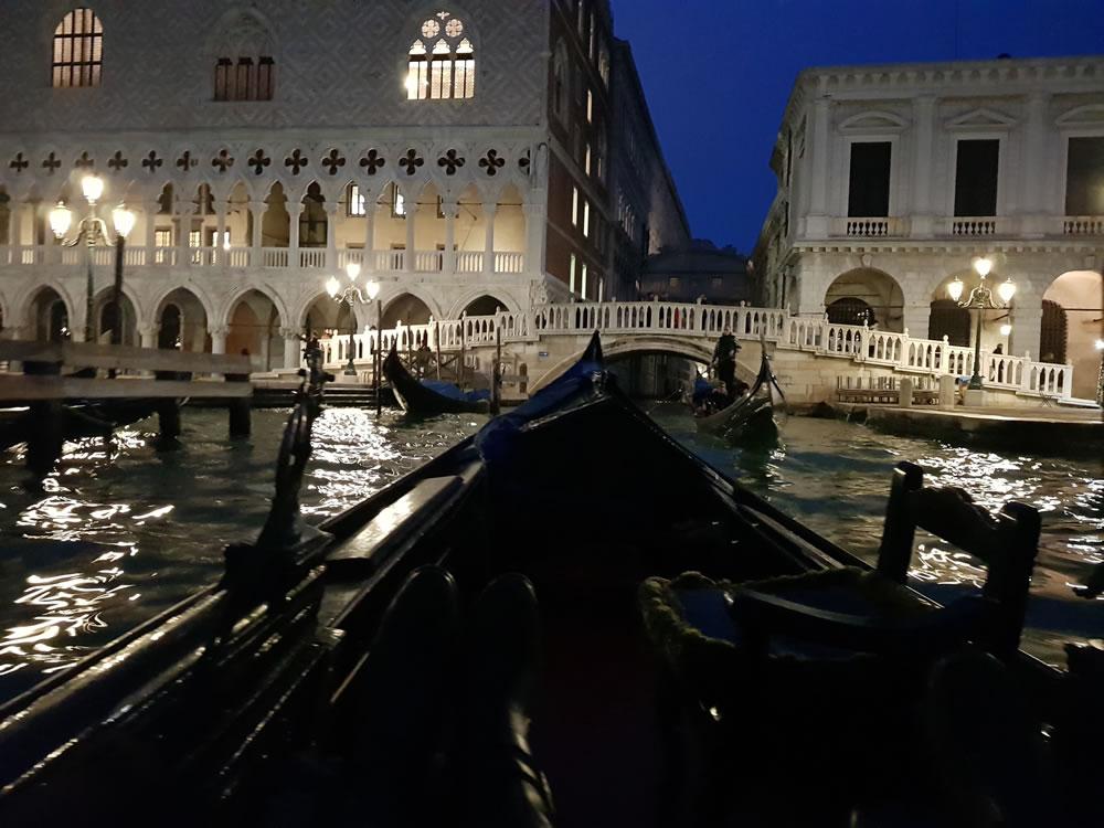 roteiro de um dia em Veneza