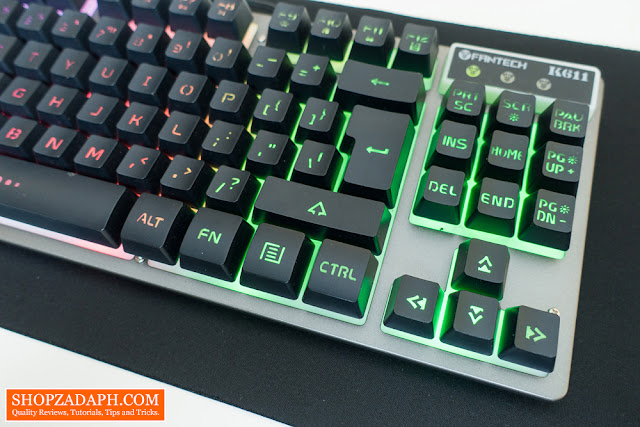 Fantech K611 Gaming Keyboard Review