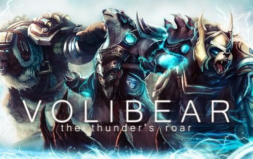 Bổ sung các trạng bị khác để Volibear giống như cần dùng hoạt bát trong cuộc chơi.