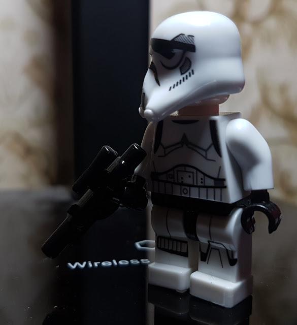 Штурмовик Звездные войны