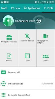 تحميل متجر acmarket.apk لتنزيل التطبيقات و الالعاب المجانية و المدفوعة 2019