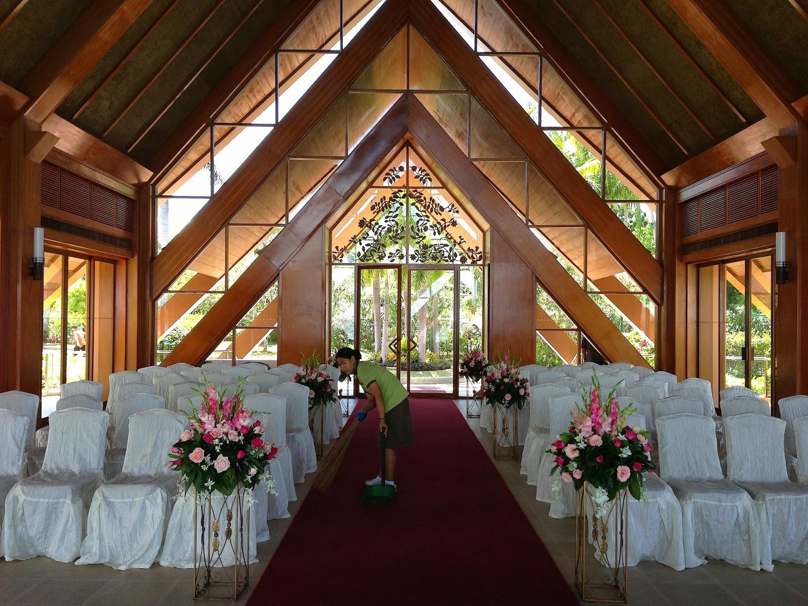 Pavilion, Shangrila Mactan Resort & Spa, Cebu, Philippines