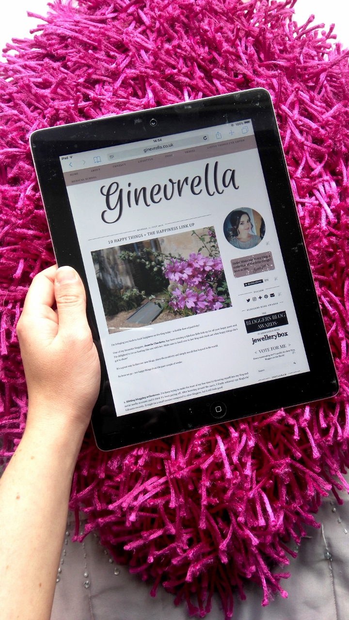 Two years of blogging on Ginevrella