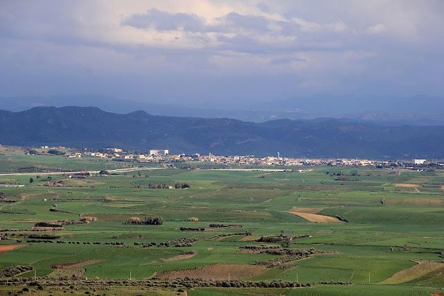 Sentlluri , Sent Luri, Sanluri, Cerdeña