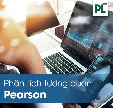Tương quan Pearson trong SPSS