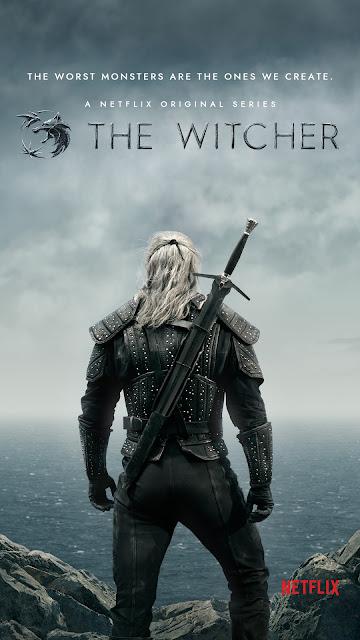 """Primeras imágenes y póster de """"The Witcher"""" de Netflix."""