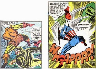 Tales of Suspense 84 Captain America Adaptoid