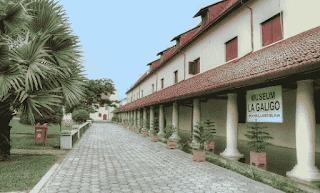 Foto Museum La Galigo Fort Rotterdam Makassar