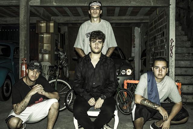 CYPHER - Draft #01 | Mun, NvE, Guilherme e Guzz