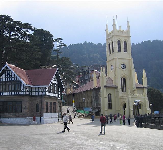 Places To See In Shimla Rajgarh At Shimla: India Tourism: Shimla Hill