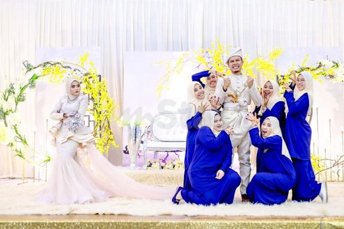 Pantun Melayu Malaysia Majlis Resepsi Perkahwinan