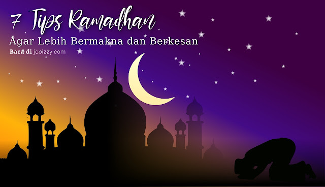 Ramadhan Kareem Lebih Bermakna