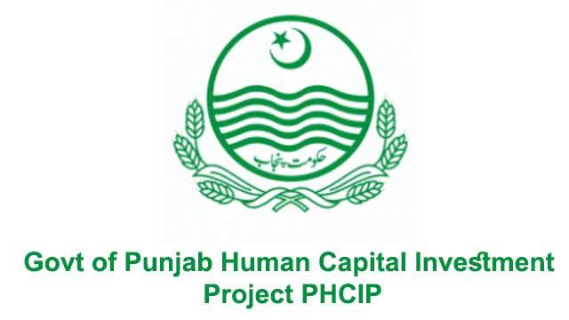 Govt of Punjab Human Capital Investment Project PHCIP-logo