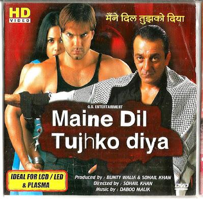 Download Maine Dil Tujhko Diya (2002) Hindi Full Movie BluRay 480p [450MB]   720p [1.2GB]