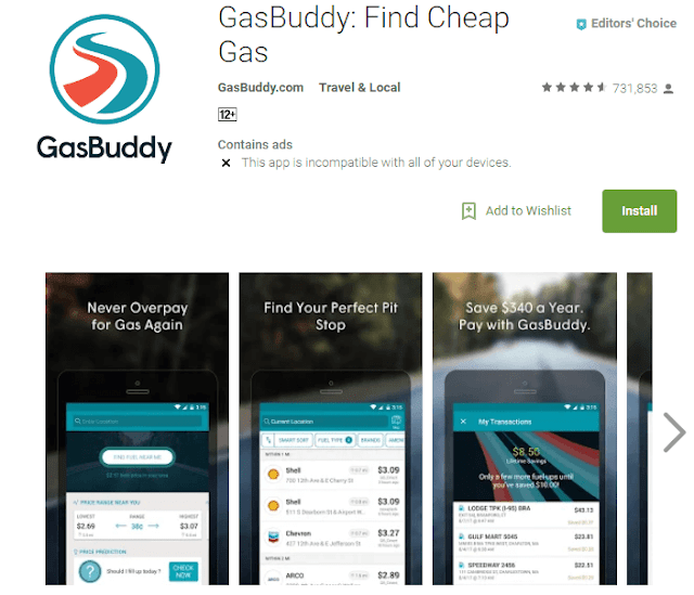 gus buddy andriod app