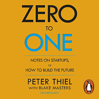Zero to One: Notes on Startups, or How to Build the Future pdf free download