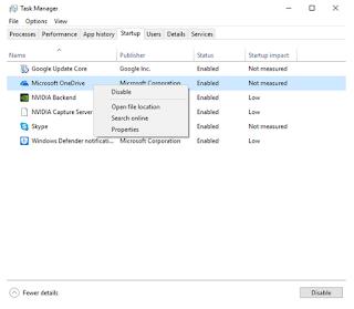 Cara Mengubah Aplikasi Startup Di Windows 10, Begini caranya