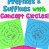 Using Concept Circles to Analyze Prefixes and Suffixes