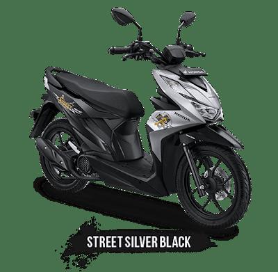 Beat Street White ESP CBS 2020 Anisa Naga Mas Motor Klaten Dealer Asli Resmi Astra Honda Motor Klaten Boyolali Solo Jogja Wonogiri Sragen Karanganyar Magelang Jawa Tengah.