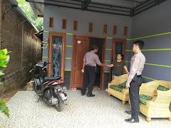 Petugas Sampaikan Imbauan Kepada Pemilik Kost Dan Kontrakan