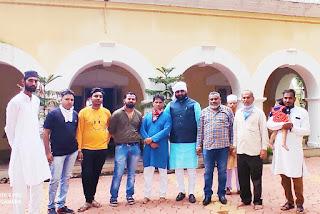 अल्पसंख्यक विकास कमेटी के प्रदेश अध्यक्ष रियाज शेख का बड़वानी जिले में एक दिवसीय दौरा संपन्न