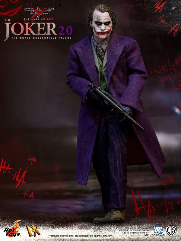 Hot Toys Dark Knight Joker 92