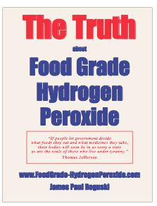 H2O2 and Sodium Bicarbonate Blog: