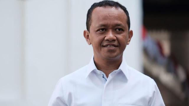 Klaim Status Menteri dari Orang Papua, Bahlil Lahadalia Digugat