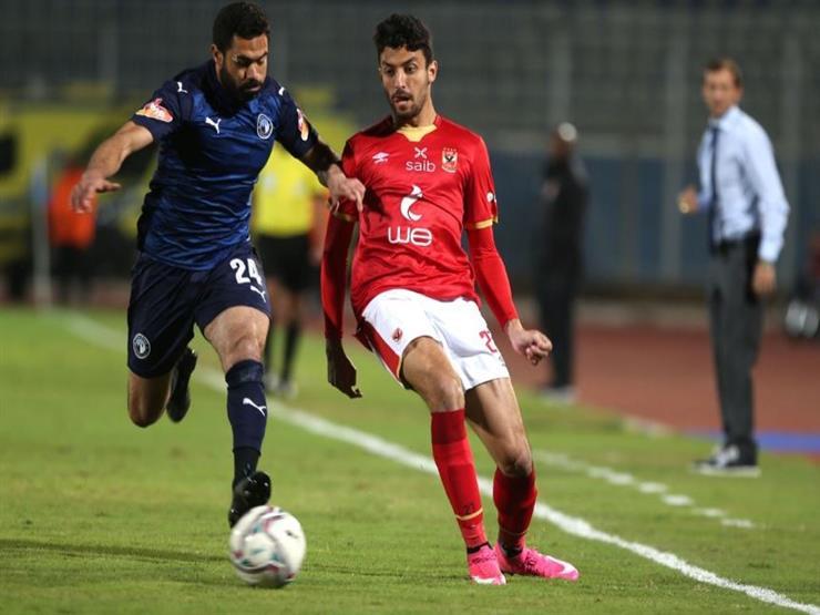 موعد مباراة الاهلي وبيراميدز في الدوري المصري