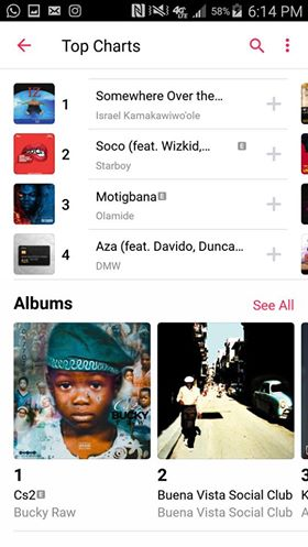 Liberian Artist Bucky Raw Album Cs2 Hits #1 on iTunes Top 100 World