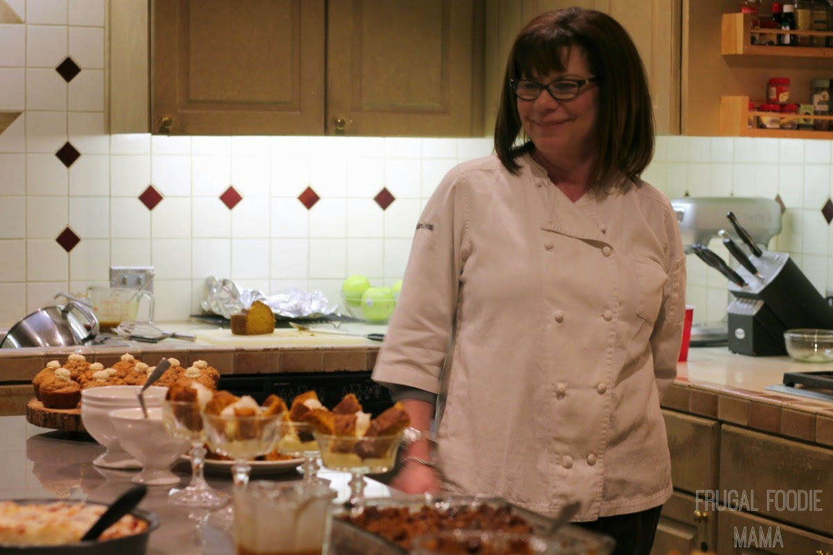A Taste of Southern Living & Hospitality- In Southern Living's Test Kitchen with Pam Lolley #DeltaLiving