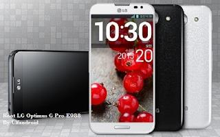 Cara Mudah Root LG Optimus G Pro E988
