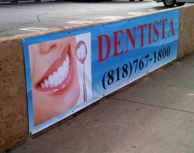 Dentista Vinyl Banner | Banners.com