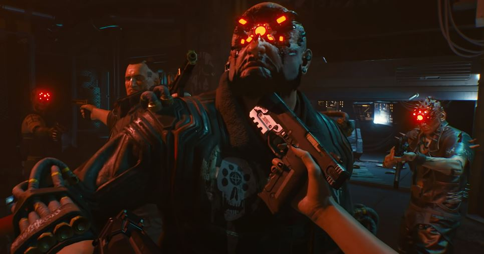 Cyberpunk 2077 minimum requirements for pc.