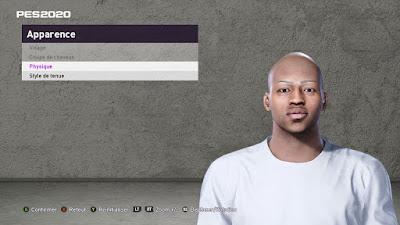 PES 2020 Faces Leo Brian Kokubo by TiiToo