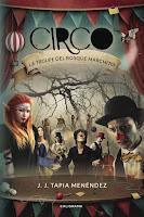 reseña libro fantasía circo troupe bosque maldito